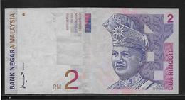 Malaysie - 2 Ringgit - Pick N°40 - TTB - Malaysie