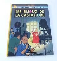 BD TINTIN Les Bijoux De La Castafiore Hergé éditions Casterman 1966 - Hergé
