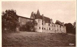 16. CPA.  MONTBRON.  Chateau De Ferriére. - France