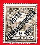 3167  --  1919 - TCHECOSLOVAQUIE  N°  68**  Neuf - Cecoslovacchia