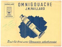 Pa G/Buvard OmniGouache  (Format 21 X 16) (N= 1) - Stationeries (flat Articles)