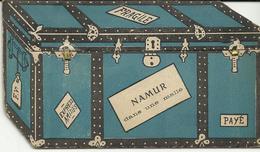 Namur Dans Une Malle    (9742) - Namur