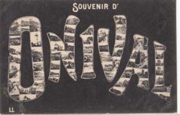 D80 - Onival - Souvenir   : Achat Immédiat - Onival