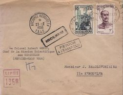 Archipel Des Kerguelen TAAF, Mission Scientifique Février-mars 1956 - French Southern And Antarctic Territories (TAAF)