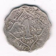 1 ANNA 1918 INDIA /3473G/ - India