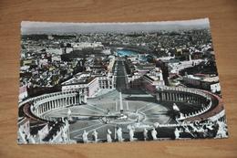 1780- Roma, Panorama Dalla Cupola - 1955 - San Pietro