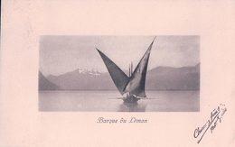 Barque Du Léman (Charnaux 11810) - VD Vaud