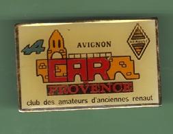 ALPINE RENAULT *** AVIGNON *** A001 - Renault
