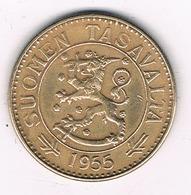 50 MARKKAA 1955 FINLAND/3489G/ - Finland