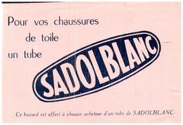 Ci Sa/Buvard Cirage Sadol Blanc(différente Couleur)  (Format 21 X 14) (N= 5) - Shoes