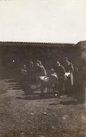 Photo Mai 1915 LANGEMARK (Langemark-Poelkapelle) - Soldats Allemands (A196, Ww1, Wk 1) - Langemark-Poelkapelle