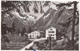 CPA - Forclaz S/ Martigny - Hôtel Et Col De La Forclaz - VS Valais