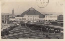 CPA - Basel - Markthalle - BS Bâle-Ville