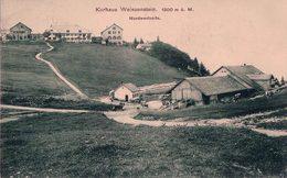 Oberdorf SO, Kurhaus Weissenstein + Ferme Et Troupeau (15.8.09) - SO Soleure