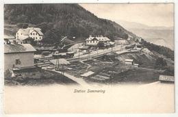 Station Semmering - BKWI 901 - Semmering