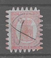 Sello De Finlandia Nº Yvert 9 O - Used Stamps