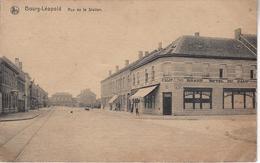 Statiestraat - Leopoldsburg