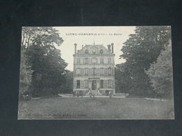 LIVRY GARGAN    1910   /    MAIRIE   ........  EDITEUR - Livry Gargan