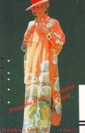 Télécarte Ancienne Japon / 290-17643  * PRINCESS LADY DIANA  (177) England * Japan Front Bar Phonecard - Personen