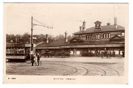 ANGLETERRE - IPSWICH Station - Ipswich