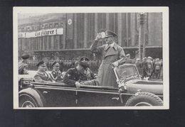 Dt. Reich AK Hitler In Leipzig - Historische Persönlichkeiten