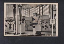 Dt. Reich AK Jagdausstellung Berlin 1937 England - Ausstellungen