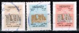 Jordanien 1996/95, Michel# 1595, 1561, 1597 O Hadrian's Triumphal Arch, Jerash - Jordan