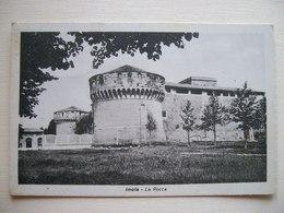 1949 - Imola - La Rocca - Monumento Storico - Castello - Cartolina Storica Originale - Imola