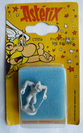 BLISTER FIGURINE ASTERIX HOBBY PRODUCT 1991 C1705k BRETON - Asterix & Obelix