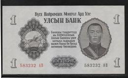 Mongolie - 1 Tugrik - Pick N°28 - NEUF - Mongolia