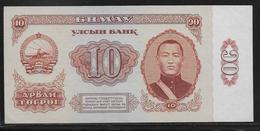 Mongolie - 1 Tugrik - Pick N°38 - NEUF - Mongolie