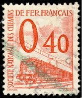 France Petit Colis 1960. ~ Pc  35  -  40 C. Locomotive - Colis Postaux
