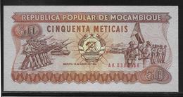 Mozambique - 50 Meticais - Pick N°129b - NEUF - Mozambique