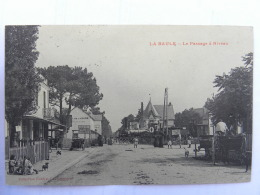 CPA (44) Loire Atlantique - LA BAULE - Le Passage à Niveau - La Baule-Escoublac