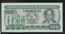 Mozambique - 100 Meticais - Pick N°130c - NEUF - Mozambique