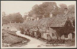 Arlington Row, Bibury, Gloucestershire, C.1920s - Walker RP Postcard - Other