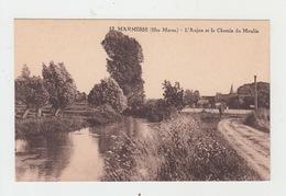 52 - MARMESSE / L'AUJON ET LE CHEMIN DU MOULIN - Langres
