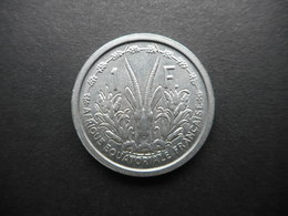 French Equatorial Africa 1 Franc 1948 - Centrafricaine (République)