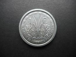 French Equatorial Africa 1 Franc 1948 - República Centroafricana