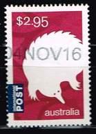 Australien 2016, Michel# 4566 O Short-beaked Echidna (Tachyglossus Aculeatus) - 2010-... Elizabeth II