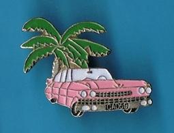 1 PIN'S  //  ** CADILLAC / 1959 / LOWRIDER ** - Corvette