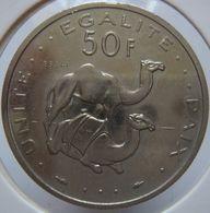 Djibouti 50 Francs 1977 UNC - Essai - Djibouti