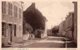 89  BROSSES-le-HAUT  Grande Rue N° 3 - Frankreich