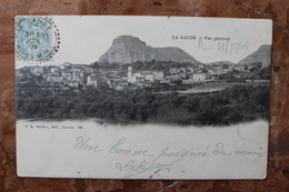 LA GAUDE (06) - VUE GENERALE - France