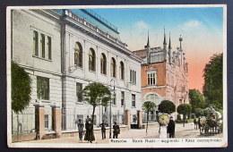 Poland / Polen / Polska: Rzeszów, Bank Austria - Wegierski I Kasa Oszczednosci   1914 - Polonia