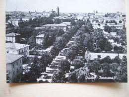 1960 - Imola - Panorama -  Cartolina Storica Originale Firmata Da Angelo Banzola - Imola
