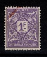 Guinee - YV Taxe 23 Oblitere Cote 2,60 Euros - Guinée Française (1892-1944)