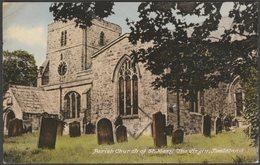 Parish Church Of St Mary The Virgin, Ponteland, Northumberland, 1960 - M & L Postcard - Other