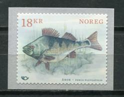Norway 2018 Noruega / Fishes Fish MNH Fische Peces Poissons  / Cu8316  31 - Peces