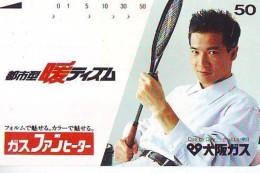 Télécarte Japon * Sport *  TENNIS  * 110-011  *  (2004)  PHONECARD JAPAN * TELEFONKARTE * - Sport